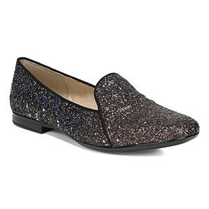 BRAND NEW - Naturalizer Glitter Loafers Size 10